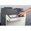 Wielofunkcyjna kolorowa drukarka laserowa Lexmark CX517de + moduł wifi