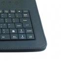 Etui z klawiaturą do tabletów 10'' Trak  etuiPRO-10.1A