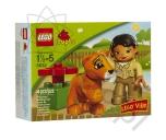 Klocki Lego Duplo Opiekun Zwierząt Zoo 5632