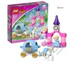 Klocki Lego Duplo 6153 Księżniczki - Kareta Kopciuszka