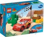 Klocki Lego Duplo 5813 Auta - Zygzak McQueen