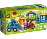 Klocki Lego Duplo 10532 Policja