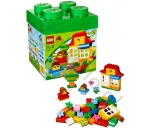 Klocki Lego Duplo 4627  Zabawa z Klockami