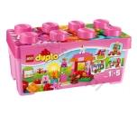 Klocki LEGO  Duplo 10571 Zestaw z różowymi klockami