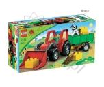 Klocki Lego Duplo 5647 Traktor