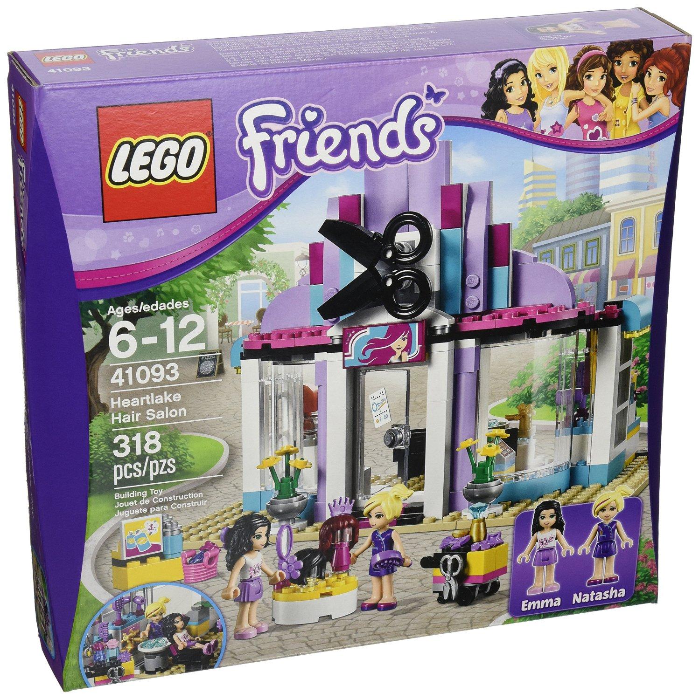 klocki salon fryzjerski lego friends 41093 nieaktywne