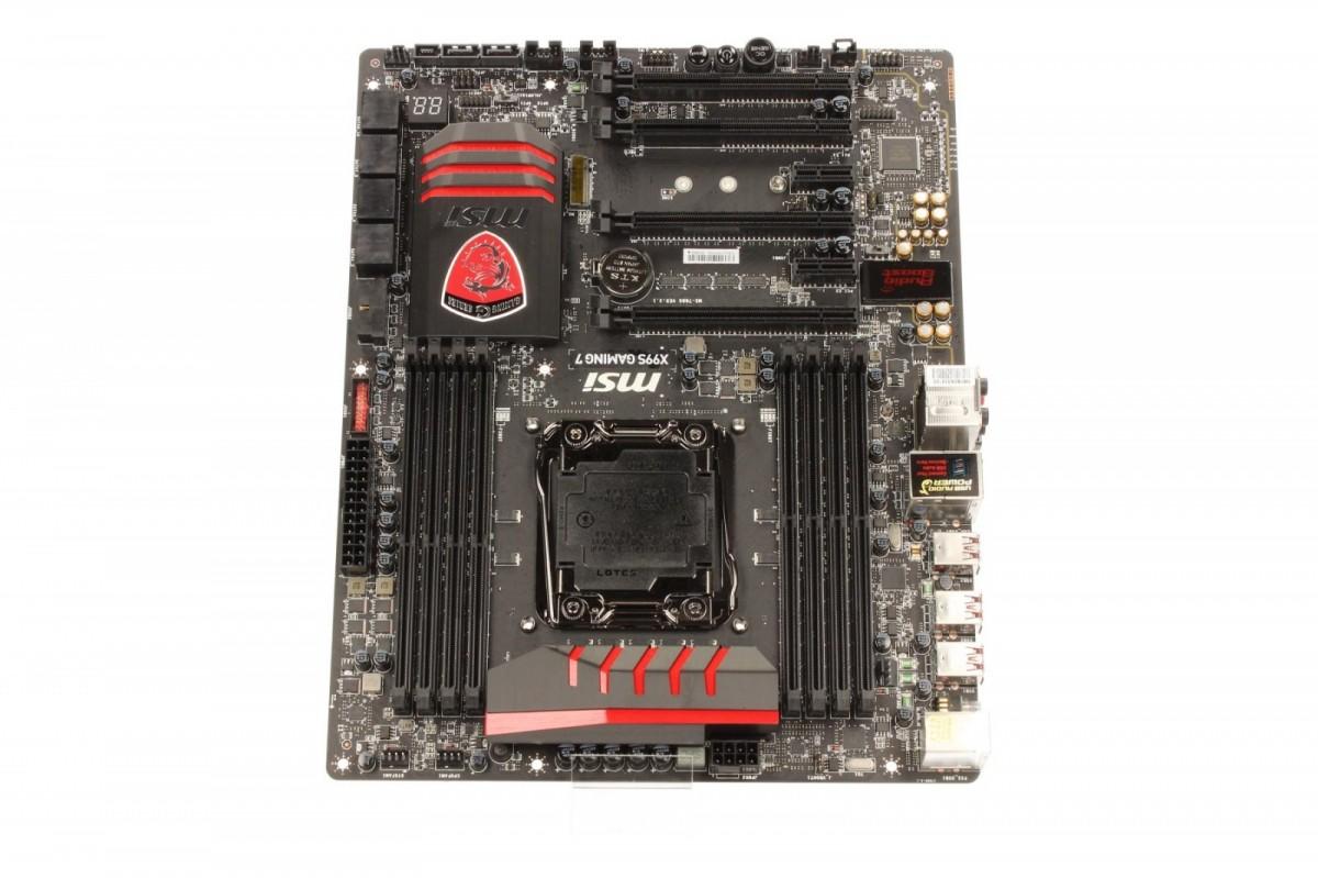 Msi X99s Gaming 7 S2011 3 X99 8ddr4 Raid Usb3 Atx