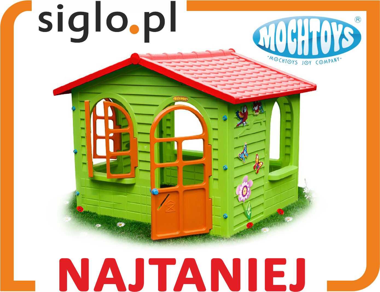 Du Y Kolorowy Domek Ogrodowy Dla Dzieci Mochtoys