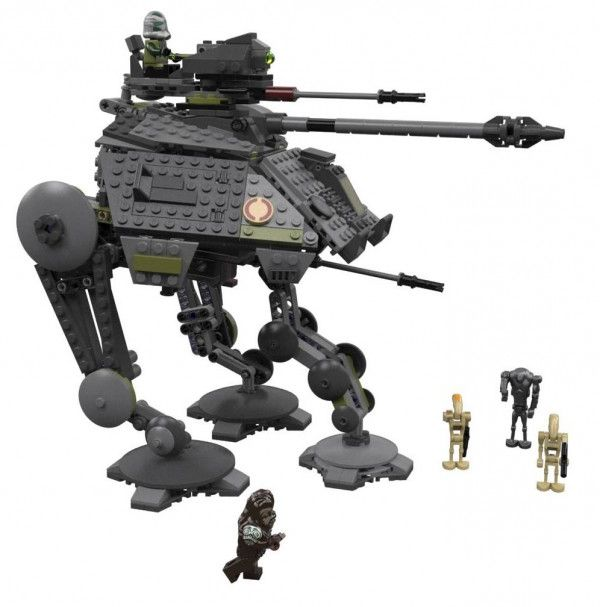 Lego star wars at ap nieaktywne sklep siglo pl