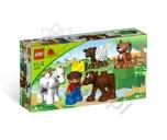 Klocki LEGO Duplo 5646 Żłobek dla zwierząt 1 figurka, 4 zwierzęta