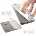 Flip Magnet case XIAOMI MI A3 LITE gold