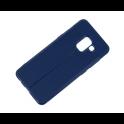 nemo Etui Skin Lux SAMSUNG A6 2018 granatowe