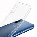 Etui Slim Case SAMSUNG GALAXY A50 transparentne