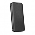 Etui portfel Flip Elegance SAMSUNG GALAXY A40 czarne magnetyczne