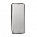 "Etui portfel Flip Elegance IPHONE XS MAX 6.5"" szare magnetyczne"