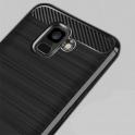 Etui Carbon SAMSUNG A6  2018 czarne