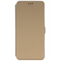 Etui Flip Rubber SAMSUNG GALAXY A8+ 2018 złote