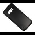 Etui glass case SAMSUNG S8 czerwone