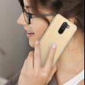 Etui Full 360 SAMSUNG A7 2018 złote