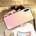 Etui Szklane Glass case Gradient SAMSUNG GALAXY S8 jasny róż