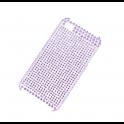 Etui Polaroid diamond iPhone 4 fioletowe
