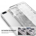 Etui Slim case Diamond SAMSUNG GALAXY A10 transparentne