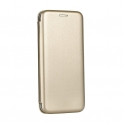 Etui SAMSUNG GALAXY S10+ PLUS portfel Flip Elegance złote