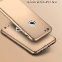 Etui Full 360 SAMSUNG J6+ złote