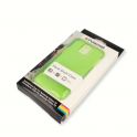 nemo Etui Polaroid hard slim Samsung S4 zielony
