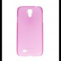 Etui Polaroid hard slim 3D Samsung S4 różowe