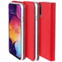 Etui HUAWEI P SMART 2021 portfel z klapką Flip Magnet czerwone
