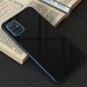 nemo Etui SAMSUNG GALAXY A51 Szklane Glass Case czarne