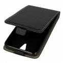Kabura pionowa Rubber SAMSUNG GALAXY A10 czarna