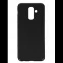 Etui Back żel Matt 0,5 SAMSUNG A6+ czarne