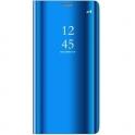 Etui Clear View Cover SAMSUNG S8 niebieskie