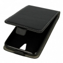 Kabura pionowa rubber SAMSUNG GALAXY A8+ Plus 2018 czarna
