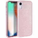 nemo Etui SAMSUNG GALAXY A51 Brokat Glitter różowe