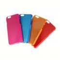 Etui Polaroid hard glitter Samsung S4 czerwony