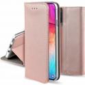 Etui portfel Flip Magnet SAMSUNG GALAXY A50 jasnoróżowe