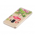 nemo Etui Slim Art SAMSUNG S9 flaming i kwiat