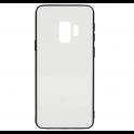Etui glass case SAMSUNG S9 białe