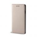 Etui portfel Flip Magnet LG K8 2018/K9 złote