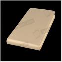 Kabura Pionowa RUBBER SAMSUNG S8+ złota