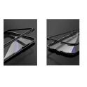 Etui Magnetic 360 SAMSUNG J6+ J6 PLUS czarne