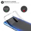 Etui Slim Case XIAOMI MI 9T elastyczne ultracienkie transparentne