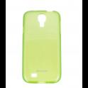 Etui Polaroid soft slim Samsung S4 zielone
