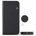 Etui XIAOMI REDMI 9 portfel z klapką Flip Magnet czarne