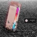 nemo Etui portfel Flip Magnet SAMSUNG GALAXY A50 jasnoróżowe
