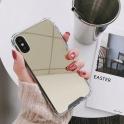 Etui Lustro Mirror Anti shock SAMSUNG GALAXY S8 złote