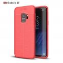 Skin Lux case SAMSUNG S9+ red